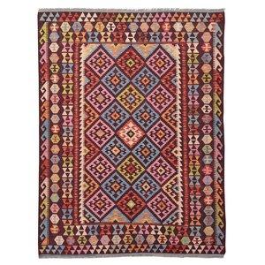 Kelim Teppich 232X178 cm Qualität Handgewebt afghan kelim teppich