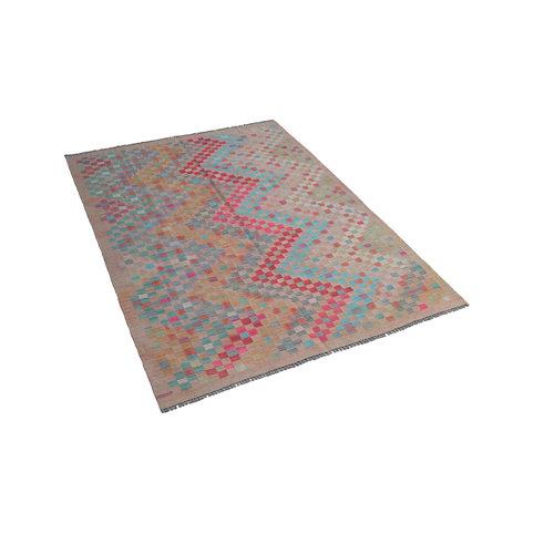 Kelim Kleed 236X165 cm Vloerkleed Kwaliteit Tapijt Kelim Hand Geweven
