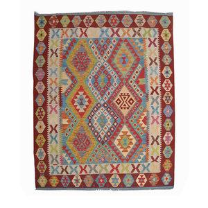 Kelim Teppich 190x149 cm afghan kelim teppich