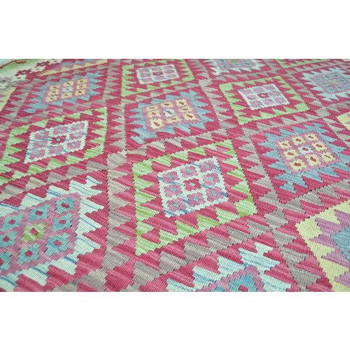 Kelim Teppich 192X151 cm afghan kelim teppich