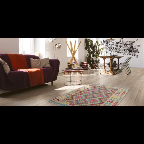 186x125 cm Kelim kleed Multicolor Kleed Hand Geweven