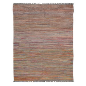 Sheep Quality Wool Hand woven Modern Afghan kilim Carpet Kilim Rug 6'1x5'0