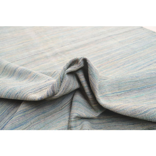 exclusive  Vloerkleed Tapijt Kelim 244x175 cm Kleed Hand Geweven Kilim