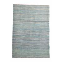 exclusive  Kelim Teppich 248x177 cm afghan kilim teppich