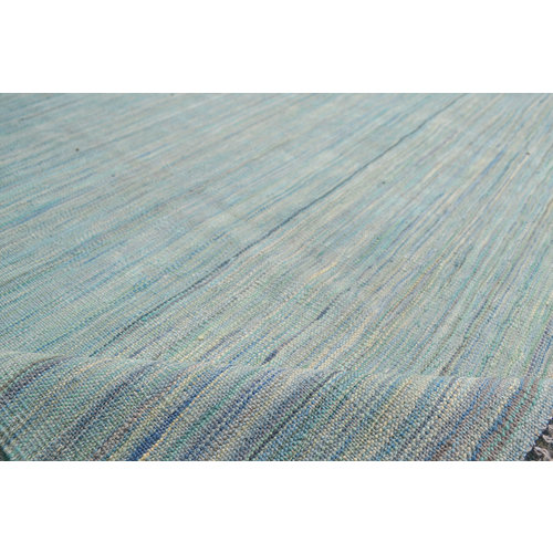 moderen stripe Kelim Teppich 247x175 cm afghan kilim teppich