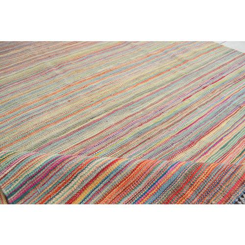 exclusive  Kelim Teppich 250x173 cm afghan kilim teppich