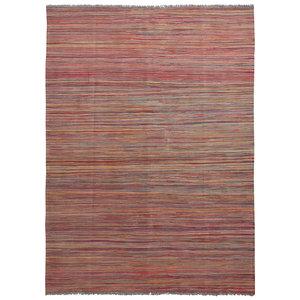 exclusive  Kelim Teppich 240x173 cm afghan kilim teppich