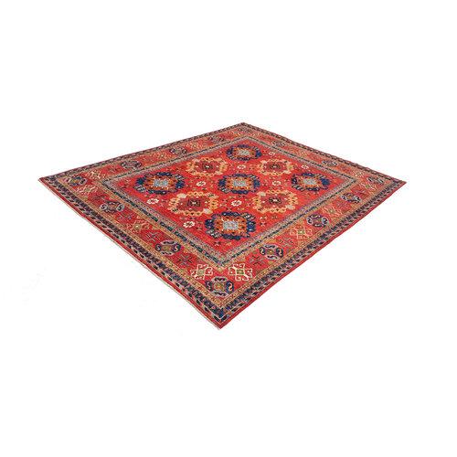 super fijn oriental kazak vloerkleed 300x245 cm