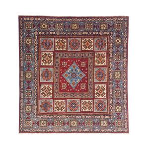 super fijn oriental kazak vloerkleed 250x232 cm