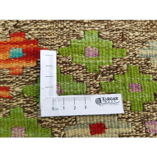 exclusive  Kelim Teppich 300x205 cm afghan kilim teppich