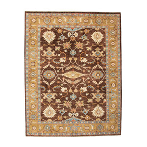 Farahan Handgeknüpft  ziegler teppich  Farahan 307x239 cm