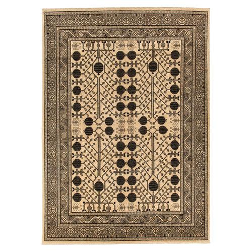 afghan aqcha teppich  311x245 cm
