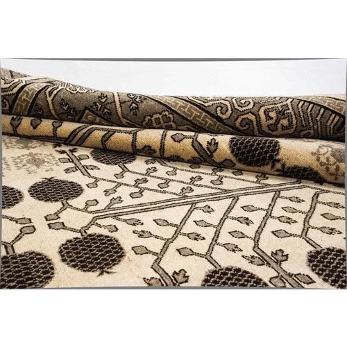 afghan aqcha tapijt hand geknoopt 311x245 cm