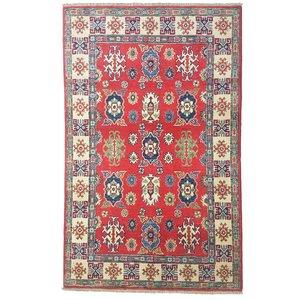 Handgeknoopt kazak tapijt 179x120 cm  oosters kleed vloerkleed