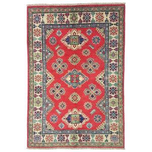 Handgeknüpft wolle kazak teppich  173x120 cm   Orientalisch teppichboden