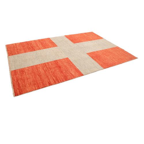 Handgeknoopt Modern Art tapijt 252x174 cm  oosters kleed vloerkleed