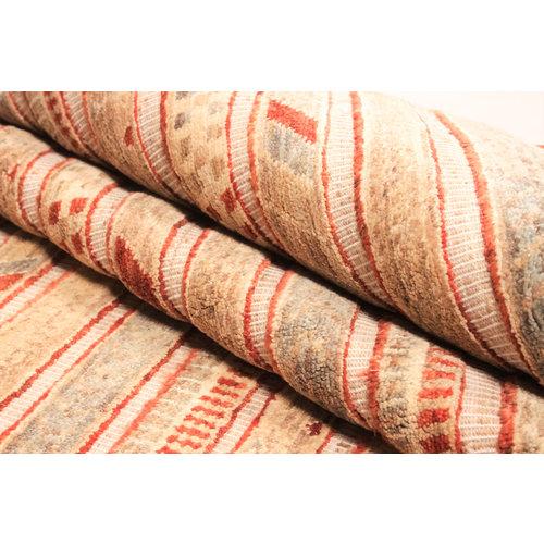 Handgeknüpft Modern Art 240x160 cm Abstrakt Wolle Teppich