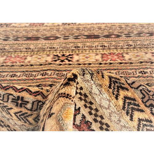 Handgeknoopt Modern Art tapijt 293x205 cm  oosters kleed vloerkleed