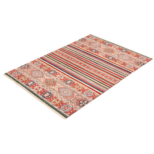 Handgeknoopt Modern Art tapijt 236x171 cm  oosters kleed vloerkleed