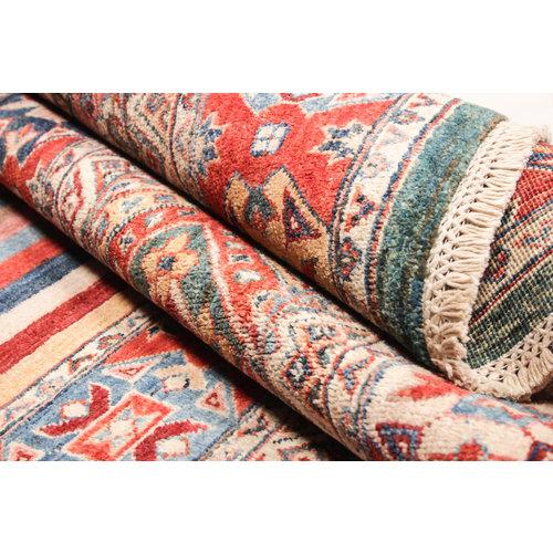 Handgeknüpft Modern Art 236x171 cm Abstrakt Wolle Teppich