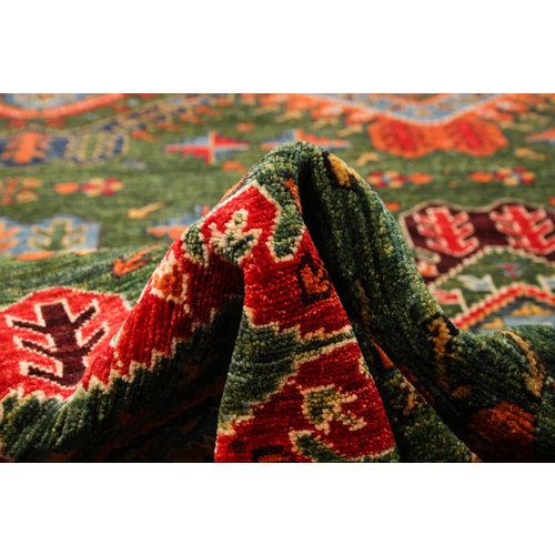 super fijn oriental kazak vloerkleed 253x169 cm