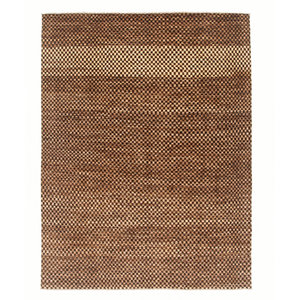 Hand knotted 8'2x6'1 Modern  Art  Wool Rug 252x187 cm  Abstract Carpet