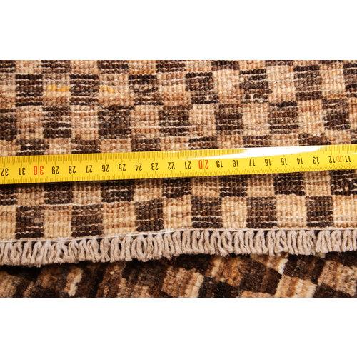Handgeknoopt Modern Art tapijt 252x187 cm  oosters kleed vloerkleed