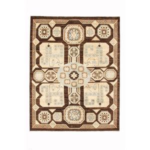 original ziegler  farahan hand geknoopt tapijt 244x192 cm