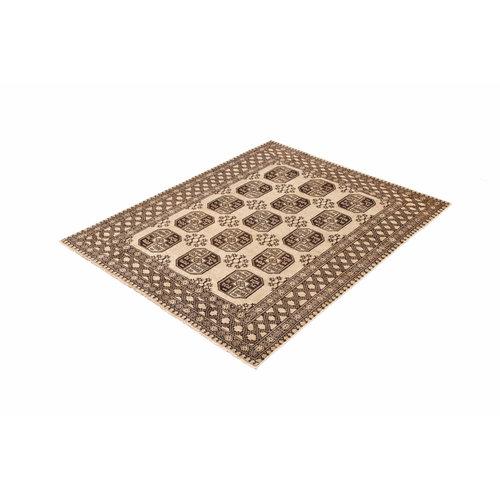 afghan aqcha teppich 242x195 cm