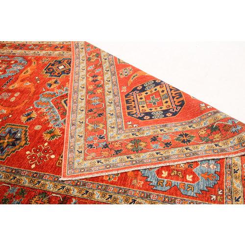 super fijn oriental kazak vloerkleed 291x204 cm