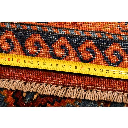 super fijn oriental kazak vloerkleed 294x204 cm