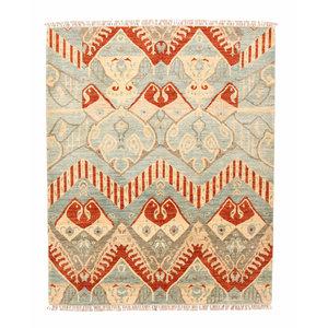 Handgeknoopt Modern Art tapijt 250x202 cm  oosters kleed vloerkleed