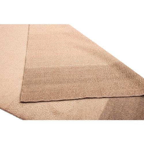 Handgeknoopt Modern Art tapijt 253x200 cm  oosters kleed vloerkleed