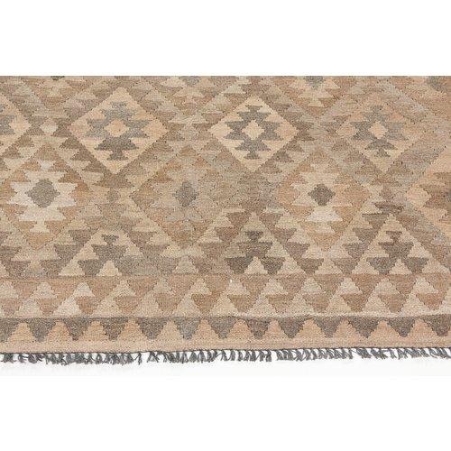 Grau natürlich kelim teppich 205x146 cm afghan kilim teppich