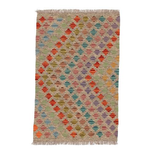 exclusive Kelim Teppich 122x80 cm afghan kilim teppich