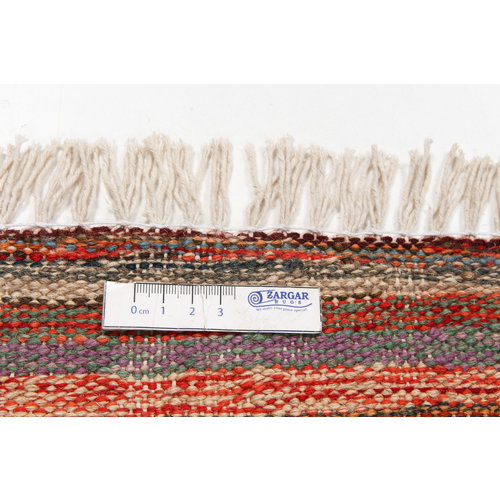 exclusive  Vloerkleed Tapijt Kelim 117x78 cm Kleed Hand Geweven Kilim