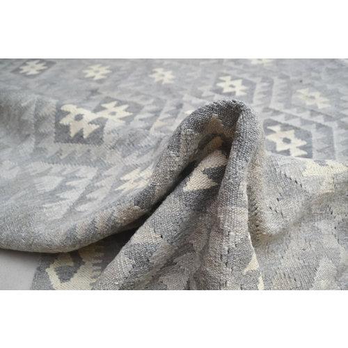Natural Hand woven 194x160 cm Afghan kilim Carpet Kelim Area Rug 6'3X5'2