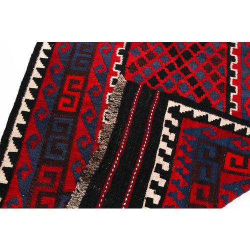 exclusive Kelim Teppich  194x91 cm afghan kilim teppich