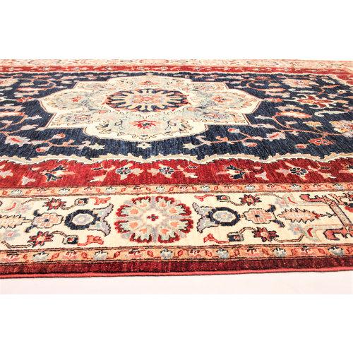 original ziegler  farahan hand geknoopt tapijt 295x200 cm