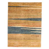 Handgeknoopt Modern Art tapijt 256x183 cm  oosters kleed vloerkleed