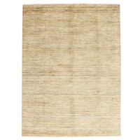 Hand knotted 8'4x6'3 ft Modern Art Sheep Wool Rug 257x193 cm Area rug Carpet