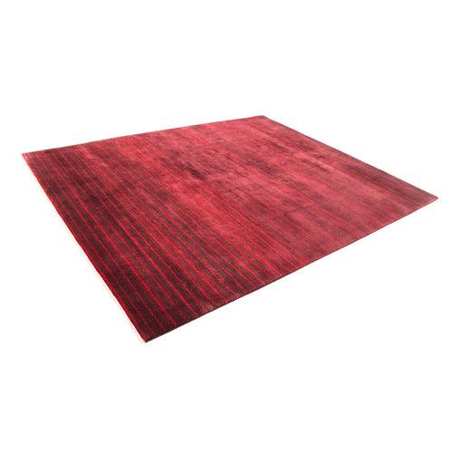 Afghan modern aqcha tapijt hand geknoopt ghazny wol 8'0x6.6 ft or 245x202 cm
