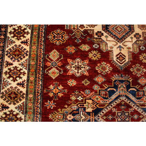 super fijn oriental kazak vloerkleed 241x174 cm