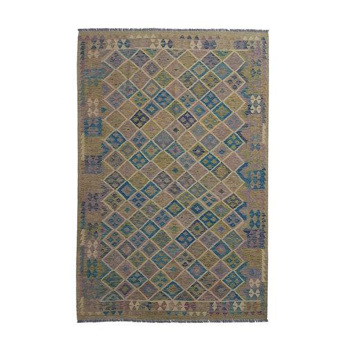 exclusive Kelim Teppich 295x199 cm afghan kilim teppich