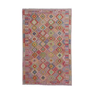 exclusive Kelim Teppich 297x196 cm afghan kilim teppich
