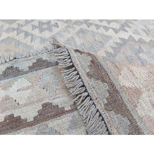 exclusive Kelim Teppich 308x201 cm afghan kilim teppich