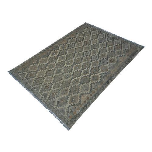 exclusive Kelim Teppich 297x206 cm afghan kilim teppich