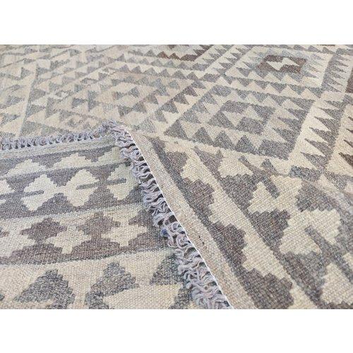 exclusive Kelim Teppich 301x208 cm afghan kilim teppich