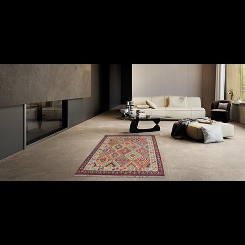 Kelim Teppich 205X153 cm afghan kelim teppich