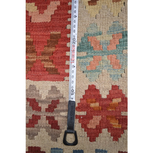 Sheep Quality Wool Hand woven  203x152  cm Afghan kilim Carpet Kilim Rug 6'6x4'9 ft